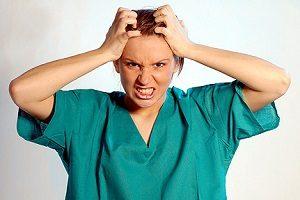 Stress et épuisement des soignants